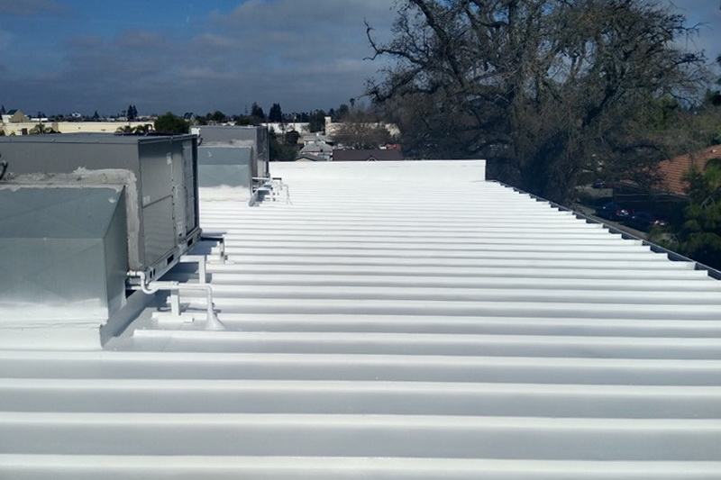 Commercial Standing Seam Metal Roofing In Southern California / Dunlap Roofing  Company